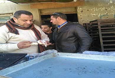 صحة بنى سويف : تحرير 33 محضر وإعدام 320 كجم أغذية غير صالحة للاستهلاك الآدمي