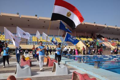 بني سويف تستضيف بطولة الصعيد للسباحة بعد توقفها لأكثر من 12 عاماً